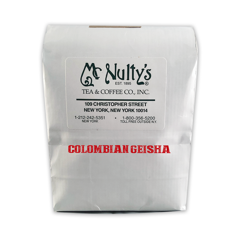 Coffee: Colombian Geisha