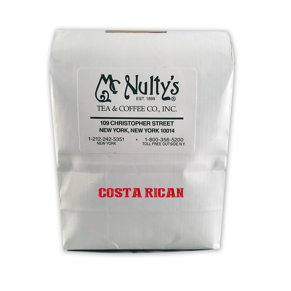 Coffee: Costa Rican