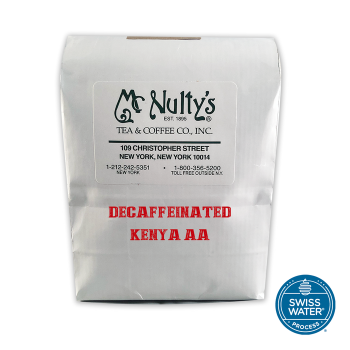 Coffee: Decaffeinated Kenya AA