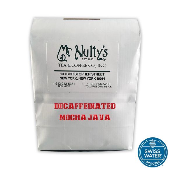 Coffee: Decaffeinated Mocha Java