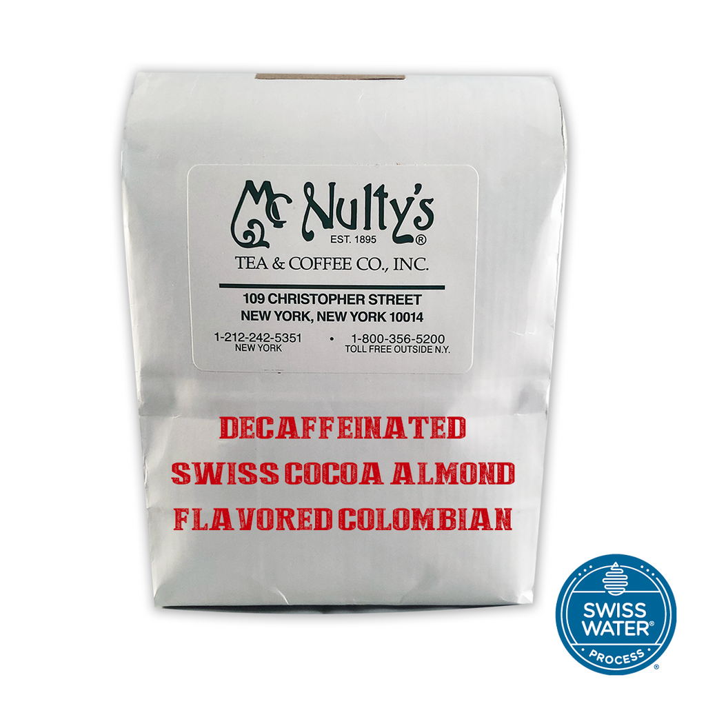 Flavored Coffee: Decaffeinated Swiss Cocoa Almond