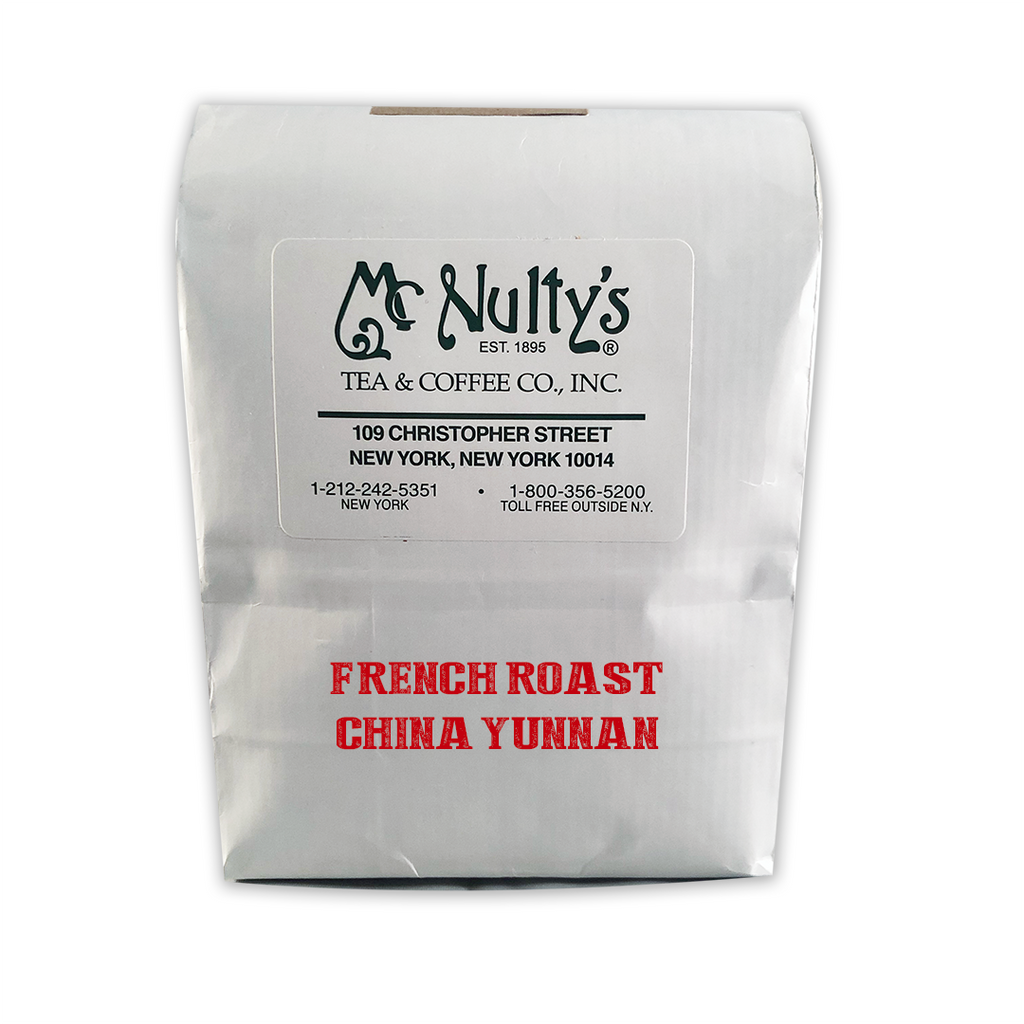 Coffee: French Roast China Yunnan