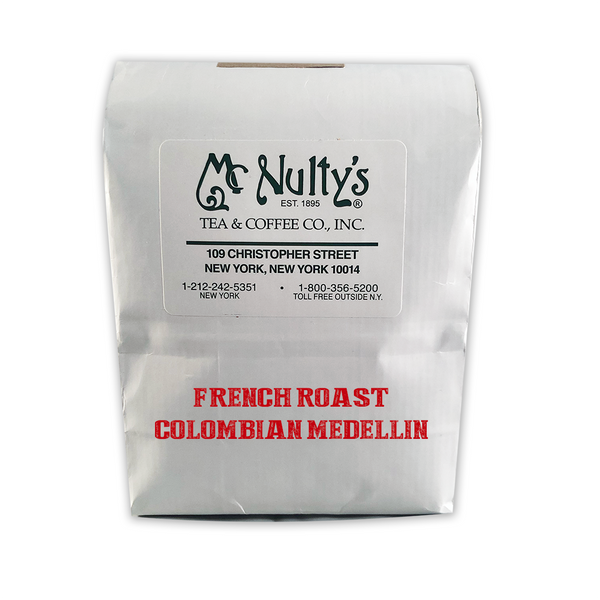 Coffee: French Roast Colombian Medellin