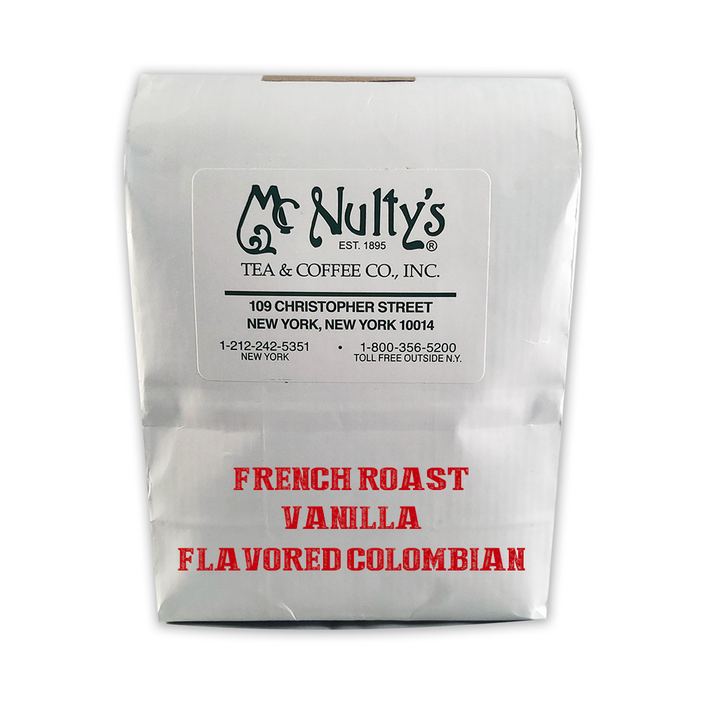 Flavored Coffee: French Roast Vanilla