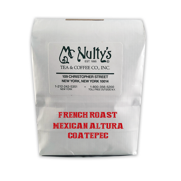 Coffee: French Roast Mexican Altura Coatepec