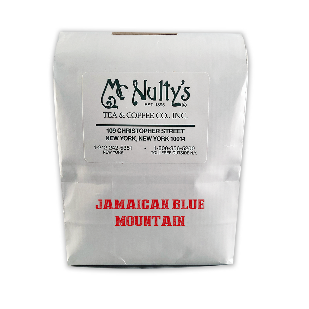 Coffee: Jamaican Blue Mountain