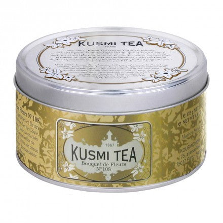 Kusmi: Bouquet De Fleurs - McNulty's Tea & Coffee Co., Inc.