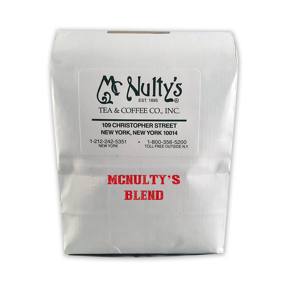 Coffee: McNulty's Blend