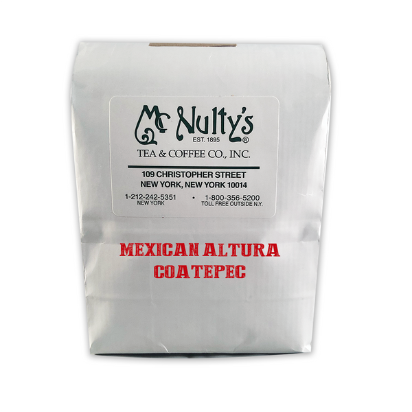 Coffee: Mexican Altura Coatepec