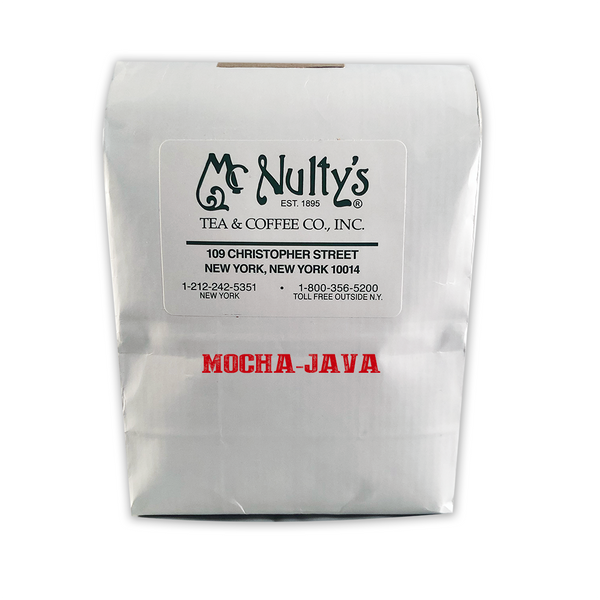 Coffee: Mocha-Java