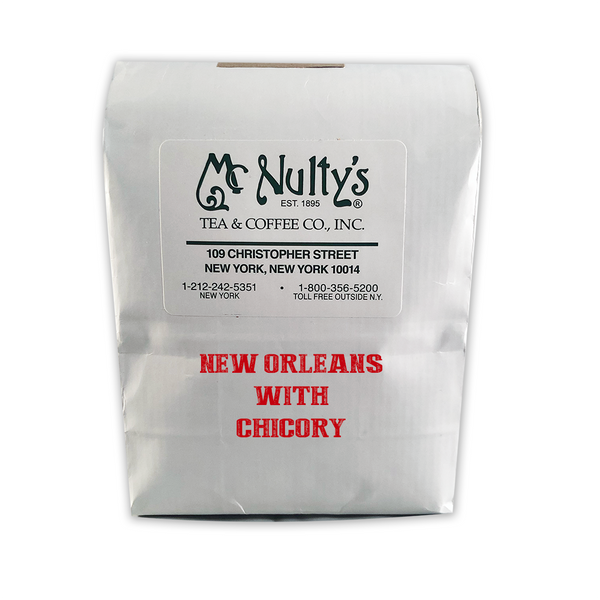 Coffee: New Orleans with Chicory