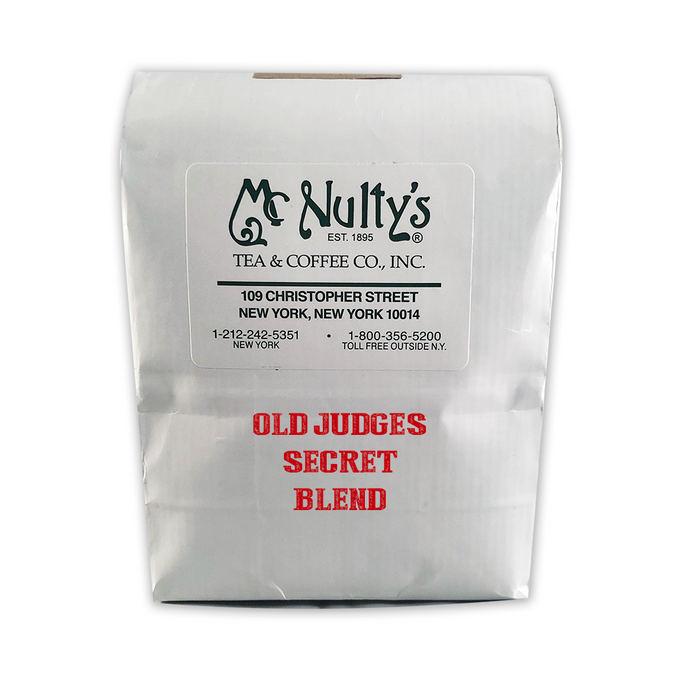 Coffee: Old Judge's Secret Blend