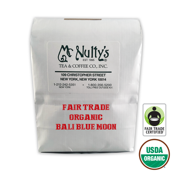 Organic Coffee: Bali Blue Moon