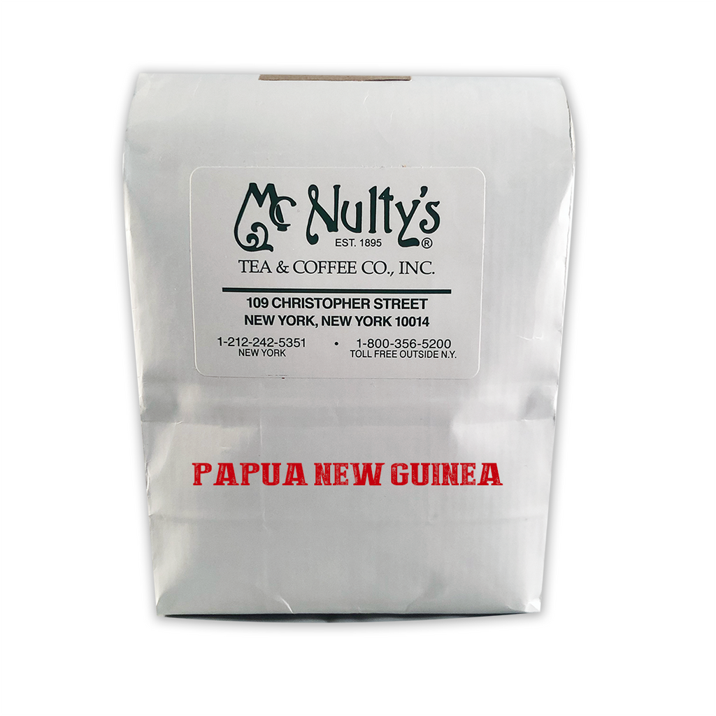 Coffee: Papua New Guinea