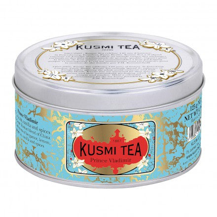 Kusmi: Prince Vladimir - McNulty's Tea & Coffee Co., Inc.