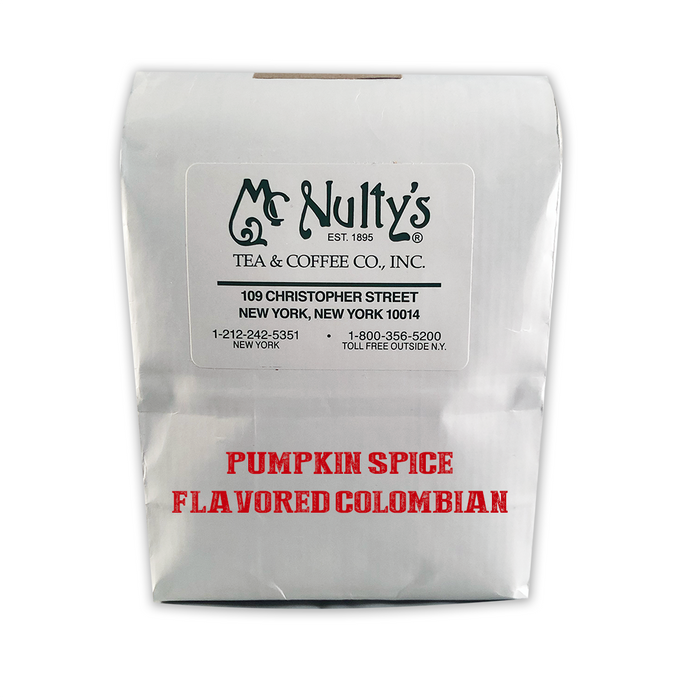 Flavored Coffee: Pumpkin Spice
