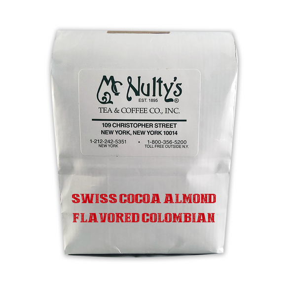 Flavored Coffee: Swiss Cocoa Almond