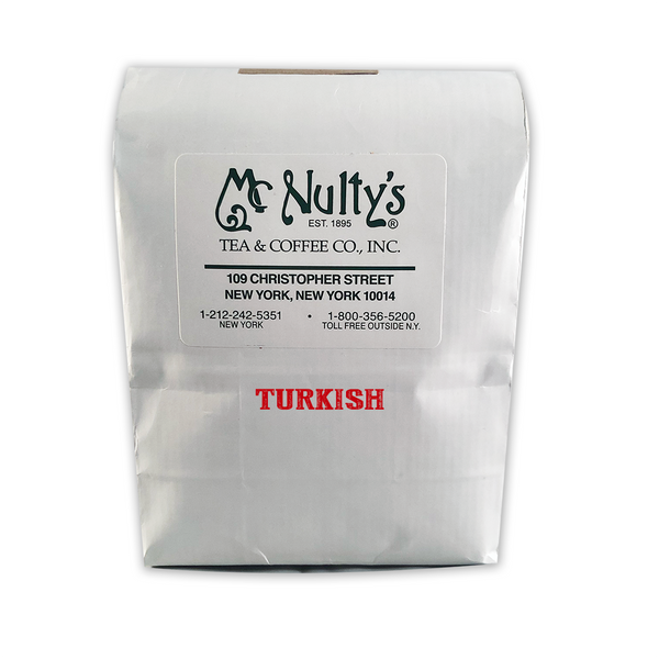 Coffee: Turkish