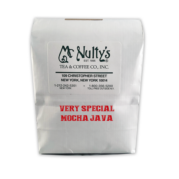 Coffee: Very Special Mocha-Java