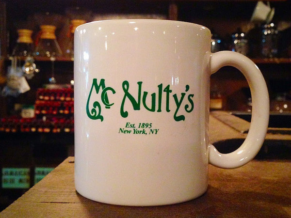 McNulty's Logo Mug - McNulty's Tea & Coffee Co., Inc.