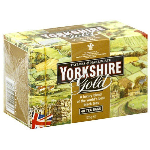 Yorkshire Gold - McNulty's Tea & Coffee Co., Inc.