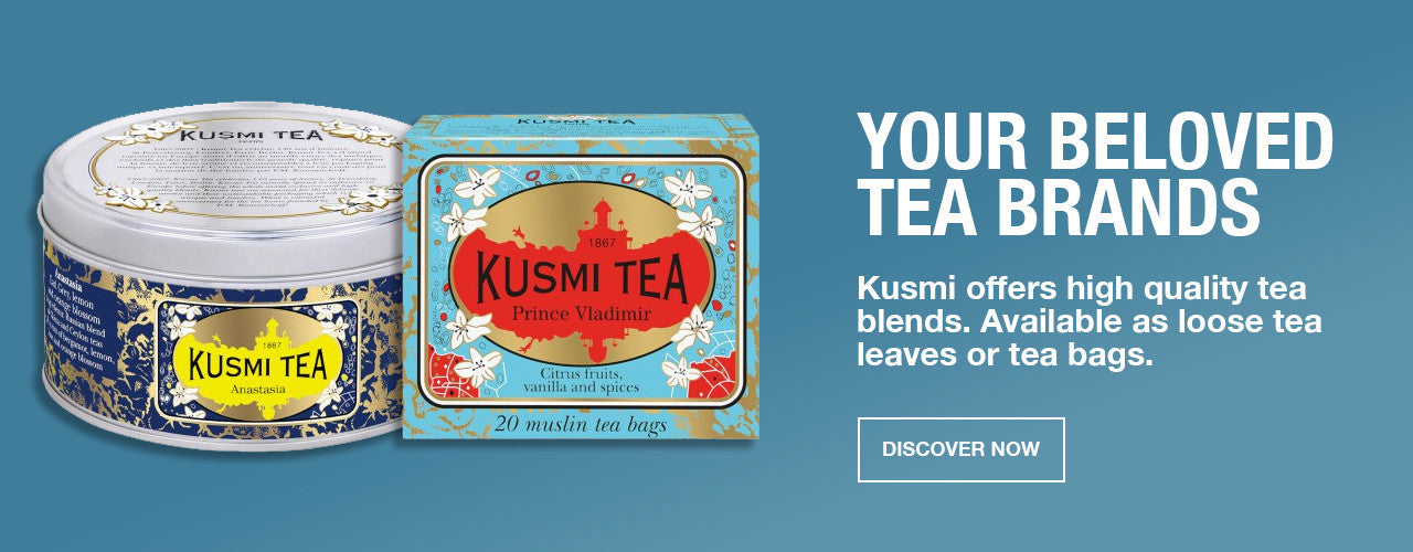 Kusmi Tea at McNulty's