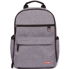 Bolso mochila heather grey Skip Hop