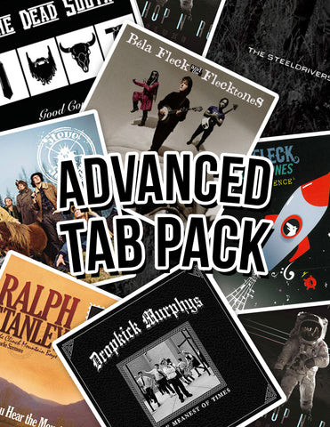 Advanced Tab Pack