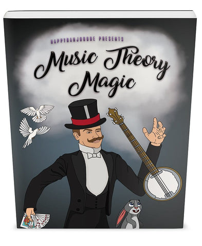 Music Theory Magic - eBook, Audio, and Workbook