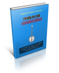 Ready To Roll Extended Edition - Beginning Banjo eBook and Video