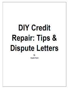 DIY Credit Repair: Tips & Dispute Letters