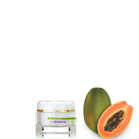 Papaya Facial Masque