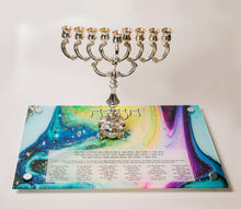 Load image into Gallery viewer, Chanukah Tray: Rainbow