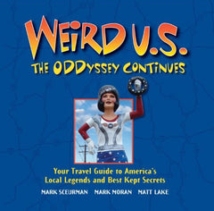 Weird U.S. Volume 2 – Signed by Authors!