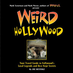 Weird Hollywood – Hardcover
