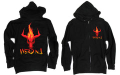 Wicked Flamin' JD Hoodie – NOW 1/3 OFF!