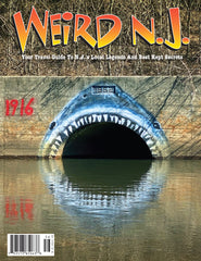 Weird NJ Issue #56 (Spring/Summer 2021)