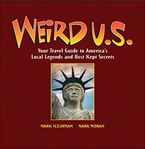 Weird U.S. – Signed by the Authors!