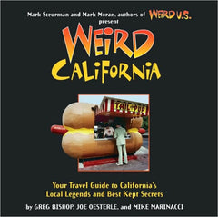 Weird California – Softcover