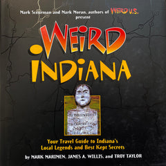 Weird Indiana – Hardcover