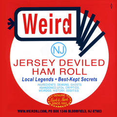 Jersey Deviled Ham Roll Sticker