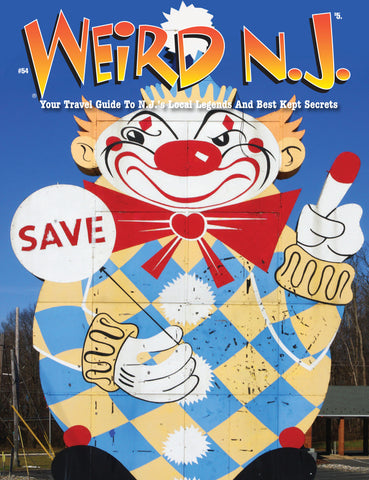 Weird NJ Issue #54
