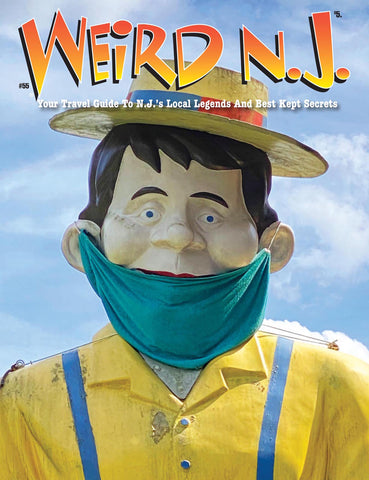 Weird NJ Issue #55 (Fall/Winter 2020)