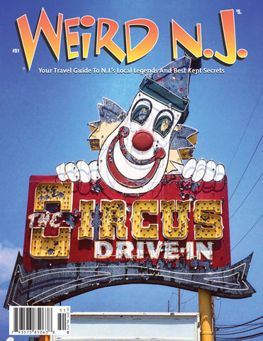 Weird NJ #51 (Digital Only)