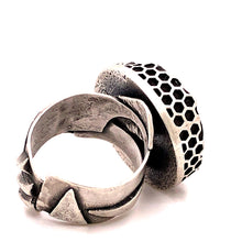 Load image into Gallery viewer, Black Tourmaline Ring