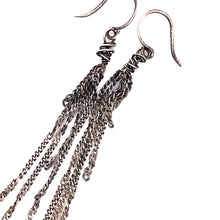 Load image into Gallery viewer, Chain Dangle Earrings