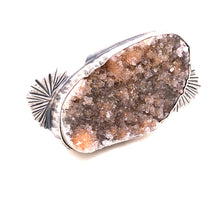 Load image into Gallery viewer, Druzy Flair Ring