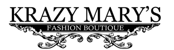 krazy marys boutique logo