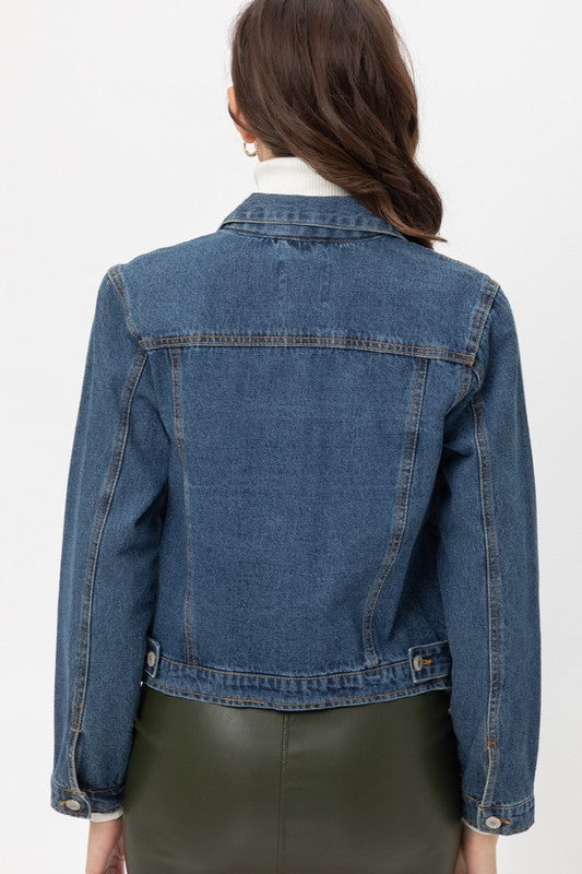 Melody Denim Jacket