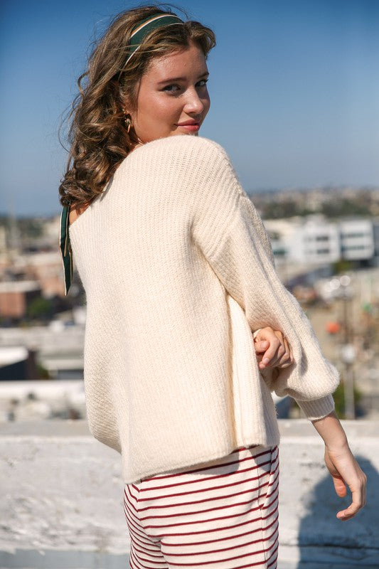 Daphne Pullover Sweater